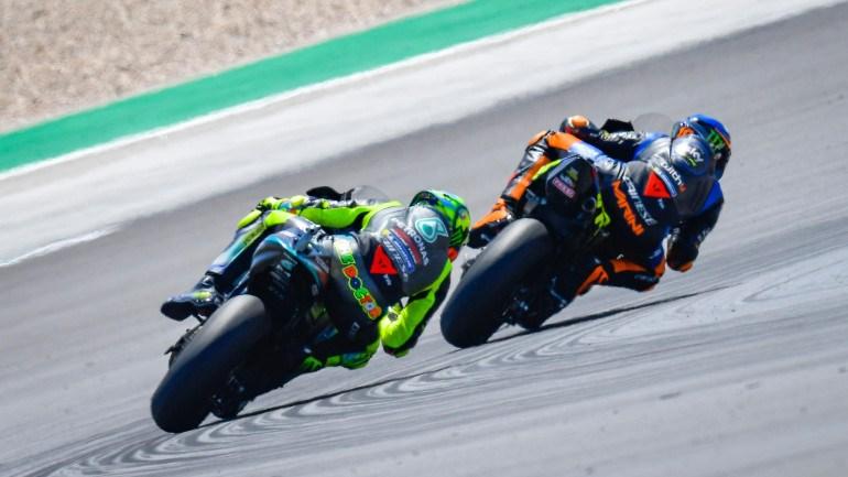 O Valentino Rossi παρέα με τον Luca Marini. Ίσως, αγωνιστούν μαζί το 2022...