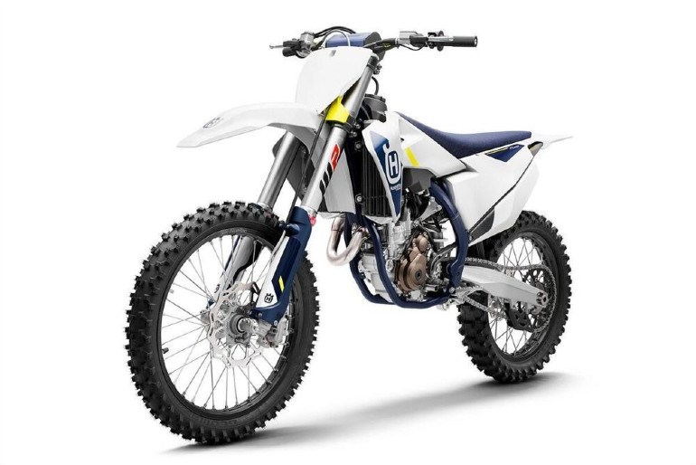 Το τετράχρονο FC250 παραμένει ένα από τα κορυφαία motocross στην αγορά.