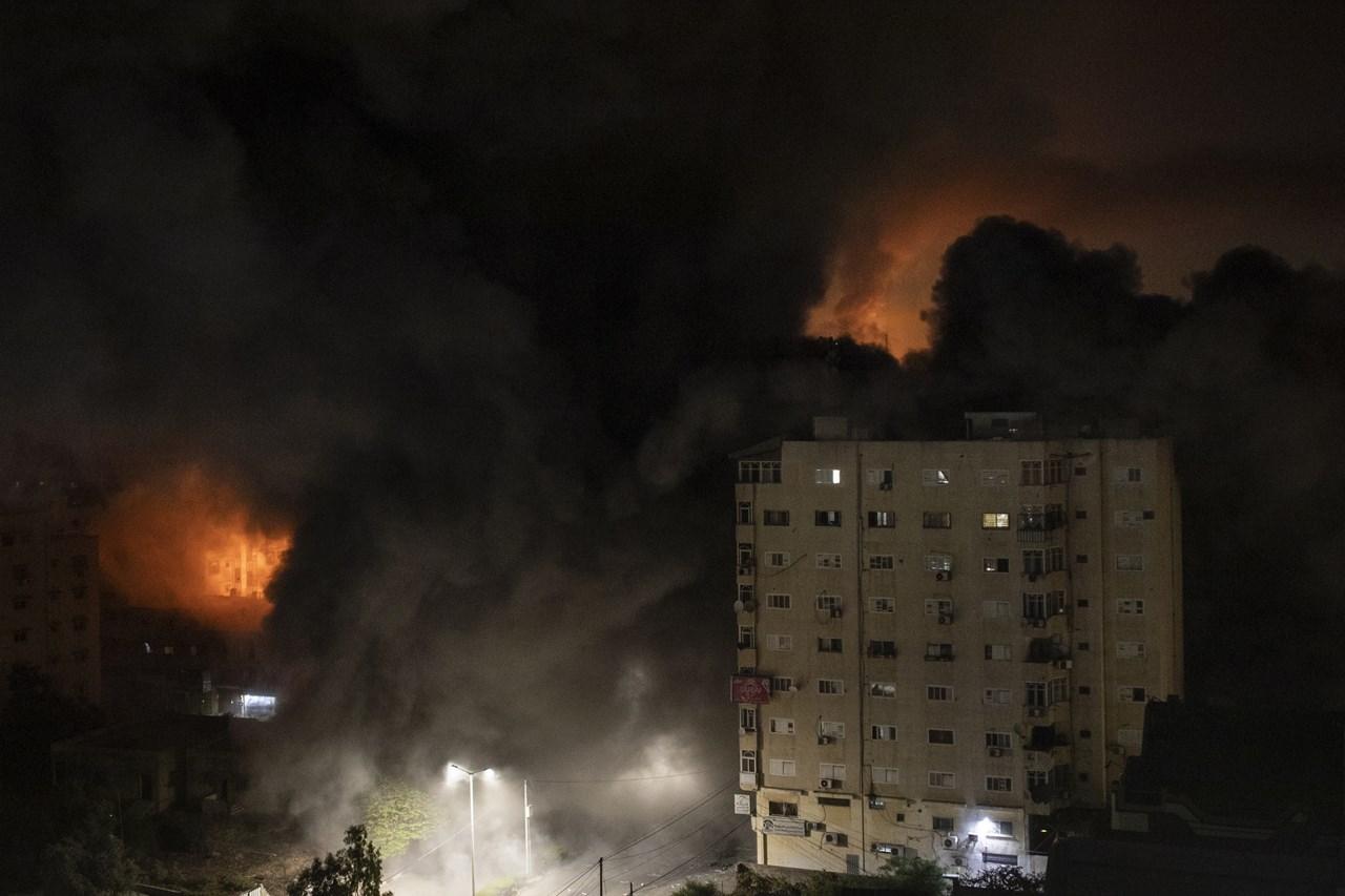 Κόλαση στο Ισραήλ από εξεγέρσεις και ρουκέτες της Χαμάς   orthodoxia.online   ισραηλ   ισραηλ   ΚΟΣΜΟΣ   orthodoxia.online