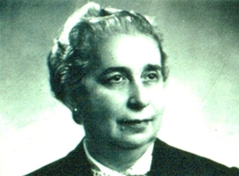 Η πρώτη γυναίκα βουλευτής, Ελένη Σκούρα