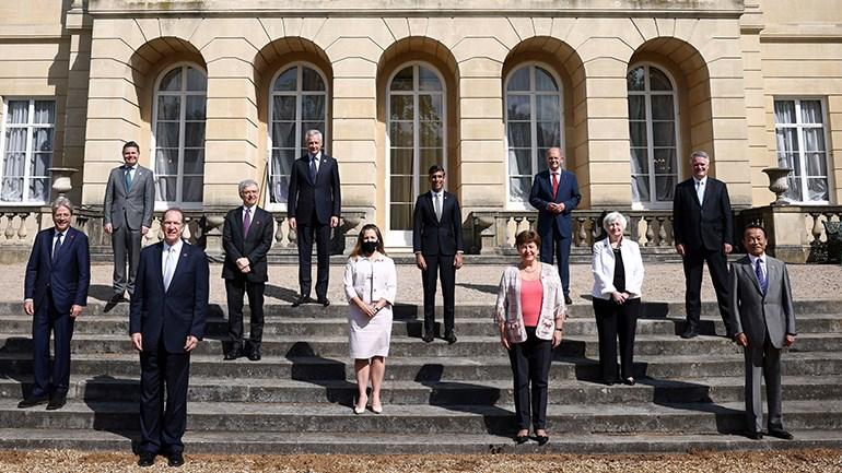 Iστορική συμφωνία για φορολόγηση των πολυεθνικών   orthodoxia.online   g7   G7   ΚΟΣΜΟΣ   orthodoxia.online
