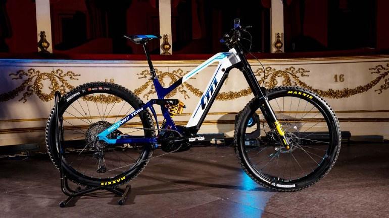 Εντυπωσιακό το νέο ηλεκτρικό ποδήλατο εκτός δρόμου της TM.