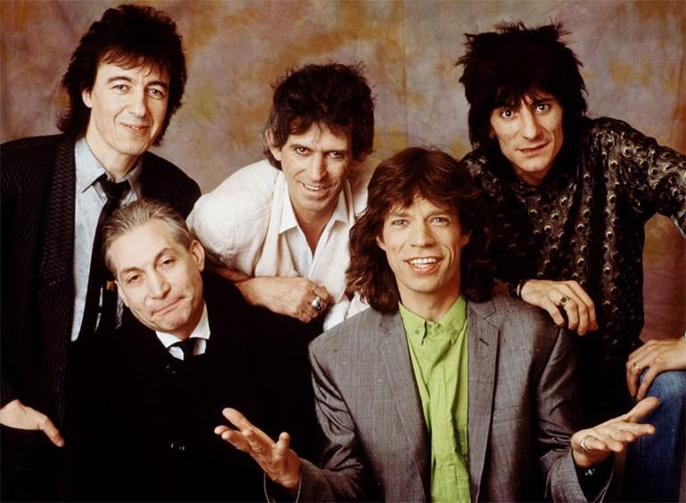 Οι Rolling Stones το 1986