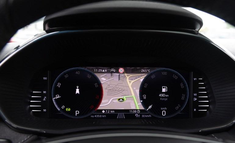 Virtual Cockpit στις πλουσιότερες εκδόσεις.