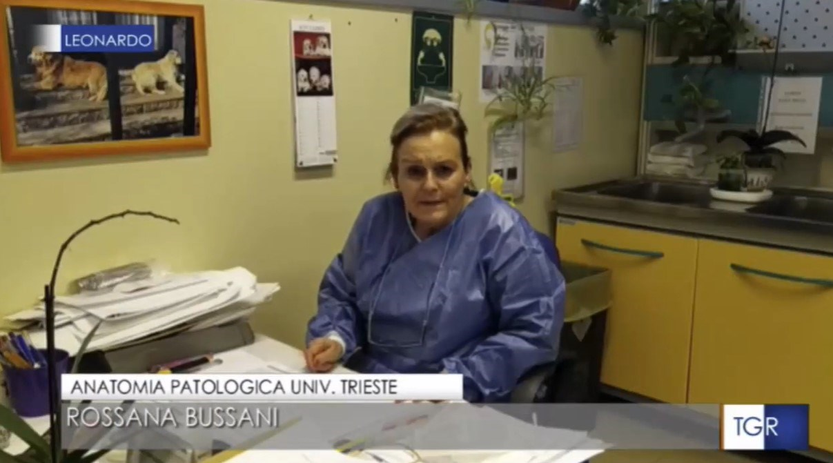 H Iταλίδα παθολογοανατόμος Ροσσάνα Μπουσάνι