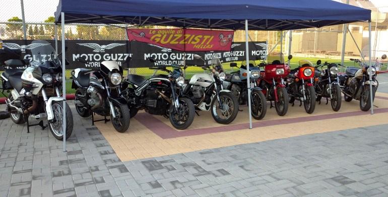 Οι Guzzisti έχουν την τιμητική τους φέτος με την επέτειο των 100 χρόνων της Moto Guzzi.