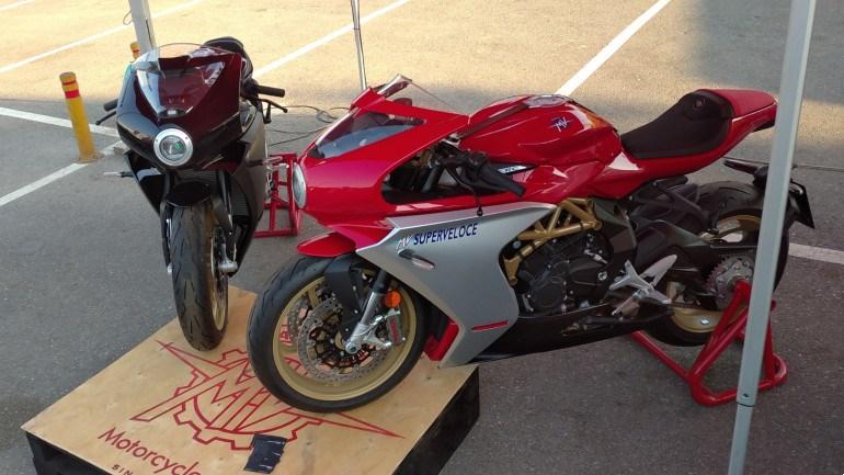 Η Superveloce της MV Agusta δεν είναι μοτοσικλέτα, είναι έργο τέχνης!