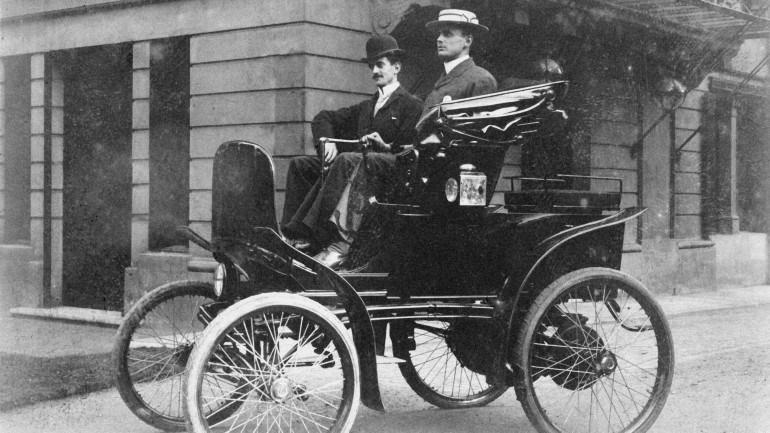 Ο Charles Rolls μίλαγε για ηλεκτροκίνηση πριν από 120 χρόνια!