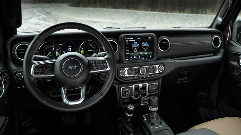 Τα σύγχρονα μοντέλα της Jeep, δεν έχουν να ζηλέψουν σε τίποτα πια, τα αυτοκίνητα των υπόλοιπων κατηγοριών