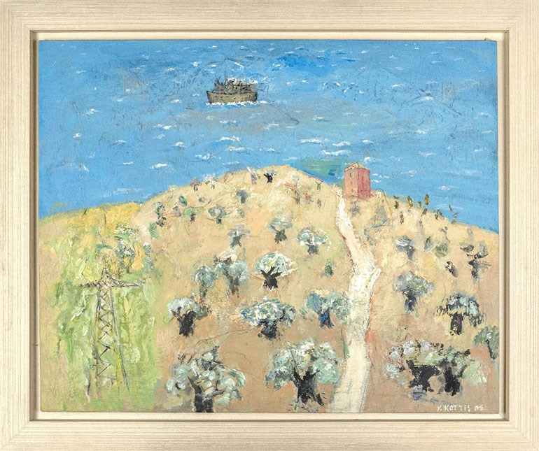 Vergos Auctions: 125 έργα σε προσιτή τιμή εκκίνησης στη «Φθινοπωρινή»  δημοπρασία